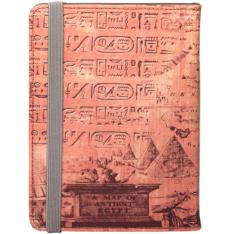 """FUNDA UNIVERSAL SILVER HT PARA EBOOK WAVE 6"""" EGIPTO"""