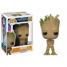 FUNKO POP MARVEL GUARDIANES DE LA GALAXIA GROOT ADOLESCENTE
