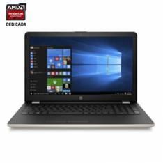 """PORTATIL HP 15-BS023NS I7-7500U 15.6"""" 8GB / 1TB / RADEON530 / WIFI / BT / W10 / ORO"""