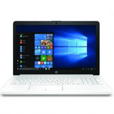 PORTATIL HP 15-DA0164NS I3-7020U 15.6 8GB   1TB  SSD256GB   WIFI   BT   W10   BLANCO NIEVE