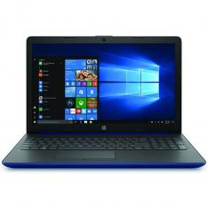 "PORTATIL HP 15-DA0181NS CELERON N4000 15.6"" 8GB / SSD256GB / WIFI / BT / W10/ AZUL LUMIERE"