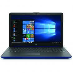 "PORTATIL HP 15-DA0187NS I3-7020U 15.6"" 4GB / 500GB / WIFI / BT / W10/ AZUL LUMIERE"