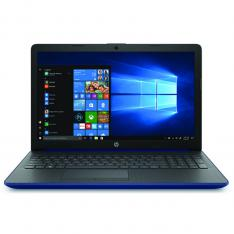 "PORTATIL HP 15-DA0192NS I3-7020U 15.6"" 4GB / SSD128GB / WIFI / BT / W10/ AZUL LUMIERE"