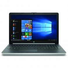 "PORTATIL HP 15-DA0198NS I3-7020U 15.6"" 8GB / SSD128GB / WIFI / BT / W10/ PLATA"
