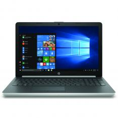 "PORTATIL HP 15-DA1050NS I5-8265U 15.6"" 8GB / 1TB / NVIDIA GF MX110 2GB/ WIFI / BT / W10/ PLATA NATURAL"