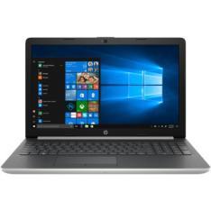 """PORTATIL HP 15-DA1078NS I7-8565U 15.6"""" 16GB / SSD512GB / WIFI / BT / W10/ PLATA NATURAL"""