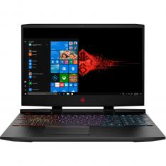 "PORTATIL GAMING HP 15-DC0008NS I7-8750H 15.6"" 12GB / 1TB / SSD256GB / GF GTX 1050 4GB/ WIFI / BT / W10/ NEGRO"