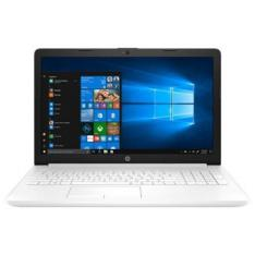 PORTATIL HP 15-DA1055NS I5-8265U 15.6 16GB   SSD256GB   WIFI   BT   W10  BLANCO NIEVE