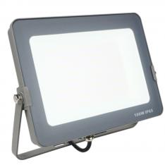 Foco proyector LED Silver Electronics  Forge IPS 65 100W/ 5700K luz fria/ 8.000lm color Gris