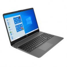 PORTATIL HP 15S-FQ1138NS I3-1005G1 15.6 8GB   SSD512GB   WIFI   BT   W10  GRIS