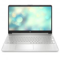 "PORTATIL HP 15S-FQ1165NS I7 1065G7 15.6"" 8GB/SSD512GB/ WIFI/BT/ FREEDOS/ PLATA NATURAL"