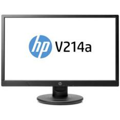 MONITOR LED HP V214A 20.7 FHD 5MS VGA HDMI 1920X1080  TN CON RETROILUMINACION  CABLE AUDIO Y VGA INCLUIDOS