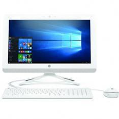 ORDENADOR ALL IN ONE HP 20-C409NS AMD A4-9125 19.5   2.3 GHZ  4GB  1TB  WIFI   W10  BLANCO NIEVE