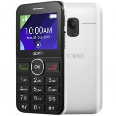 TELEFONO MOVIL ALCATEL 2008 BLANCO   2.4   16MB ROM   8MB RAM   SINGLE SIM