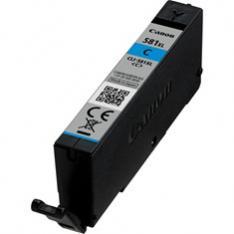 CARTUCHO TINTA CANON CLI 581 C XL CIAN PIXMA TR7550 / TR8550 / TS6150 / TS6151 / TS8150 / TS8151 / TS8152 / TS9150 / TS9155 BLISTER