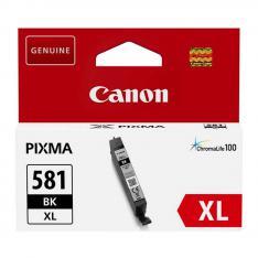 CARTUCHO TINTA CANON CLI 581 BK XL NEGRO PIXMA TR7550 / TR8550 / TS6150 / TS6151 / TS8150 / TS8151 / TS8152 / TS9150 / TS9155