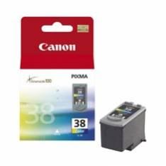 CARTUCHO TINTA CANON CL 38 TRICOLOR 9ML PIXMA 1800