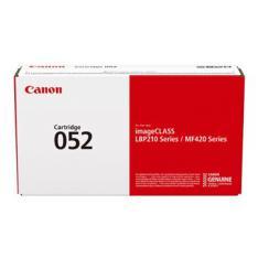 TONER CANON 052 NEGRO LBP212DW/ LBP214DW/ LBP215DW/ MF424DW/ MF426DW/ MF429DW/ LBP212DW/ MF426DW/ MF429X