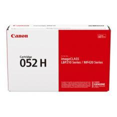 TONER CANON 052 H NEGRO LBP212DW/ LBP214DW/ LBP215DW/ MF424DW/ MF426DW/ MF429DW/ LBP212DW/ MF426DW/ MF429x