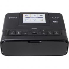 IMPRESORA CANON CP1300 SUBLIMACION COLOR PHOTO SELPHY 300X300PPP  WIFI  USB  NEGRO