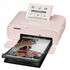 IMPRESORA CANON CP1300 SUBLIMACION COLOR PHOTO SELPHY 300X300PPP/ WIFI/ USB/ ROSA
