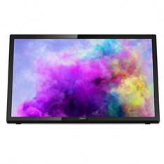 """TV PHILIPS 22"""" LED FULL HD / 2XHDMI/ USB/ DVB-T/T2/C"""