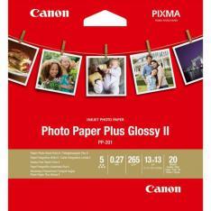 PAPEL CANON FOTO PP-201 2311B060 13X13  20 HOJAS