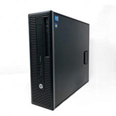 Ordenador HP Reacondicionado 600 G1 SFF I5-4570 8GB 500GB W8Pro COA (no instalado)