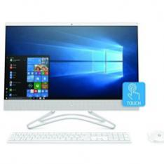 """ORDENADOR ALL IN ONE HP TACTIL 24-F0034NS AMD A9-9425 23.8"""" / 3.1GHZ / 8GB / SSD256GB / WIFI / BT / W10"""