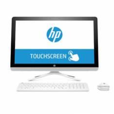 ORDENADOR HP ALL IN ONE 24-G006NS I3-6100U 23.8 TACTIL 4GB   1TB   WIFI   BT   W10   BLANCO
