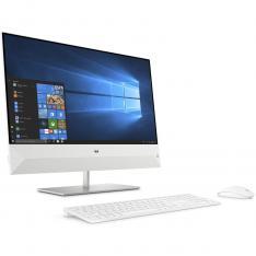 """ORDENADOR ALL IN ONE HP 24-XA0906NS I7-8700T 23.8"""" / 2.4GHZ / 8GB / 1TB / SSD128GB / GF MX130/ WIFI / BT / W10"""