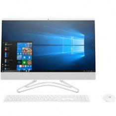 ORDENADOR ALL IN ONE HP 24-F0032NS I3-8130U 23.8   2.2GHZ   8GB   256GB   WIFI   W10  BLANCO NIEVE