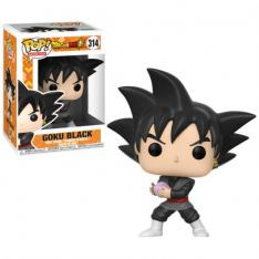 Funko Pop Dragon Ball Super Goku En Negro