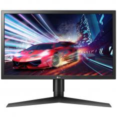 "MONITOR LED LG 24GL650-B 23.6"" 1920 X 1080 1MS HDMI DISPLAY PORT REG. ALTURA GAMING"