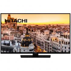 "TV HITACHI 24"" LED HD/ 24HE1000/ 2 HDMI/ 1 USB/ MODO HOTEL/ A+/ 200 BPI/ TDT2/ SATELITE"