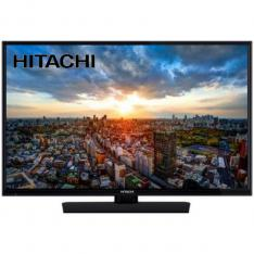 "TV HITACHI 24"" LED HD/ 24HE2000/ SMART TV/ WIFI/ 2 HDMI/ 1 USB/ MODO HOTEL/ A+/ 400 BPI/ TDT2/ SATELITE"