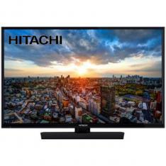 "TV HITACHI 24"" LED HD/ 24HE2000/ SMART TV/ WIFI/ 2 HDMI/ 1 USB/ MODO HOTEL/ A+/ 400 BPI/ TDT2/ SATELITE"