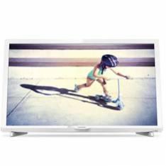 LED TV PHILIPS 24 24PFT4032 BLANCO   FULL HD   ULTRA SLIM   TDT2   HDMI   USB   A+