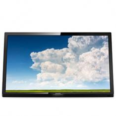 "TV PHILIPS 24"" LED HD/ 24PHS4304/ 2 HDMI/ 1 USB/ DVB-T/T2/T2-HD/C/S/S2/ SATELITE/ A+"