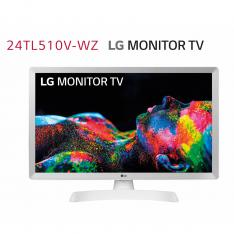 "MONITOR TV LED LG 23.6"" 24TL510V-WZ 1366 X 768 HDMI USB DVB-T2 BLANCO"
