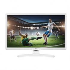MONITOR TV LED LG 24 24MT49VW 1366 X 768   5MS   TDT   HDMI   USB   BLANCO