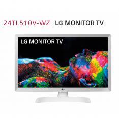 MONITOR TV LED LG 23.6 24TL510V-WZ 1366 X 768 HDMI USB DVB-T2 BLANCO