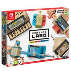 ACCESORIO SWITCH KIT VARIADO NINTENDO LABO