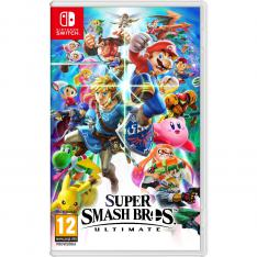 JUEGO NINTENDO SWITCH - SUPER SMASH BROS ULTIMATE