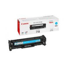 TONER CANON 718C CIAN 2661B002 ORIGINAL CANON LASER 718C 2.900 PÁGINAS LBP-7200CDN SERIE MF8300