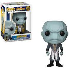 FUNKO POP MARVEL INFINITY WAR EBONY MAW