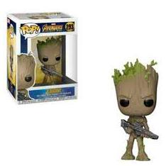 FUNKO POP MARVEL INFINITY WAR GROOT
