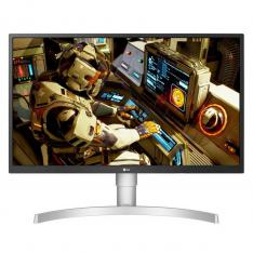 "MONITOR LED LG IPS 27UL550-W 27"" 3840 X 2160 5MS HDMI DISPLAY PORT REG. ALTURA"