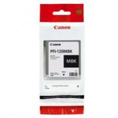 CARTUCHO TINTA CANON PFI-120 MBK NEGRO MATE