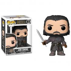 FUNKO POP JUEGO DE TRONOS JON SNOW BEYOND THE WALL 29166